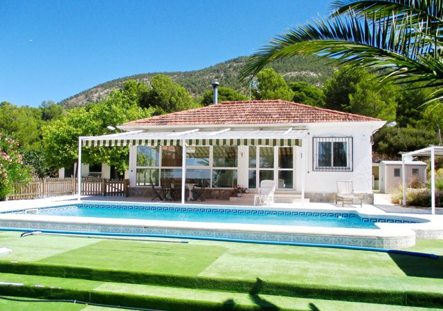 Outstanding Country House in Castalla