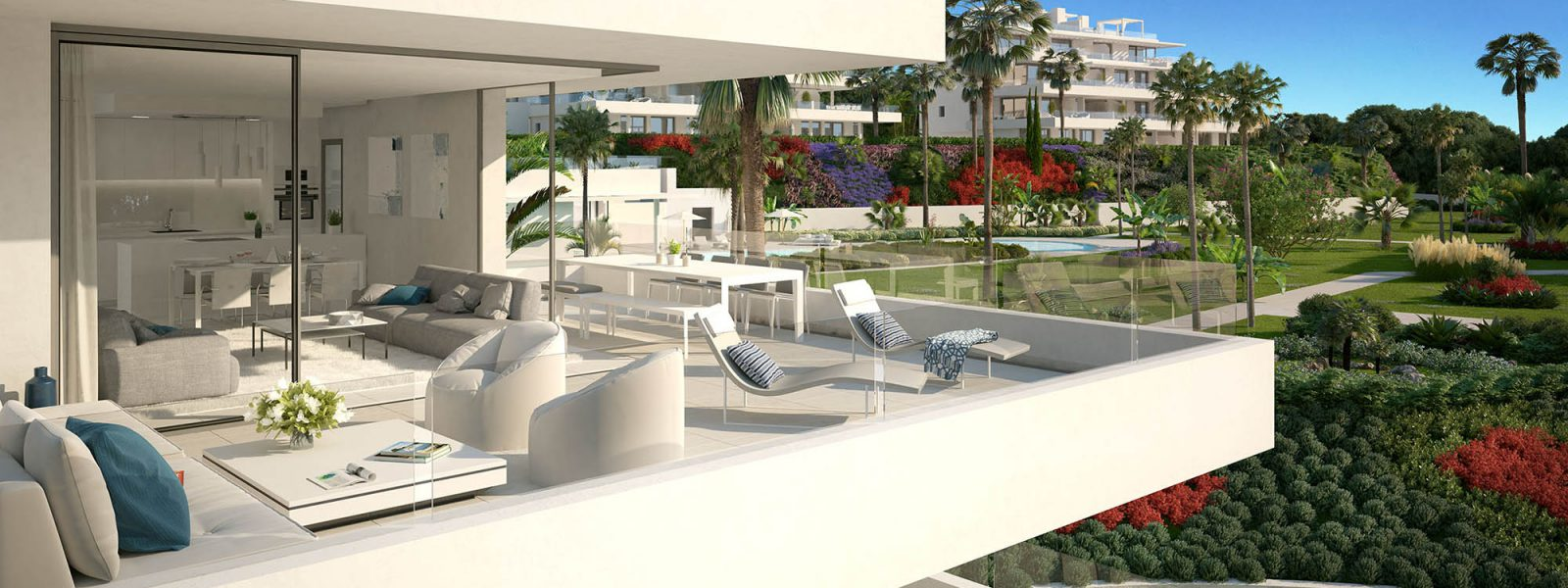Luxury Penthouses on the Costa del Sol