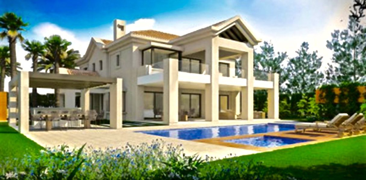 Luxury Villa in Marbella Club