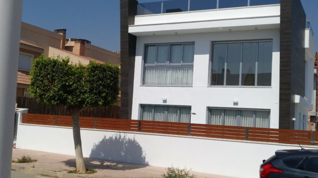 Energy Saving Homes in Gran Alacant