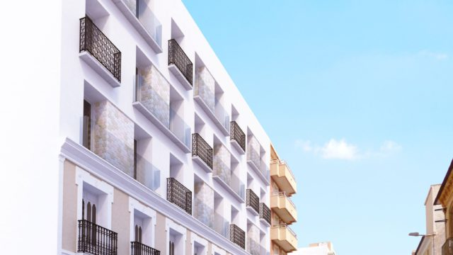 Exclusive Apartments in Torrevieja Centre